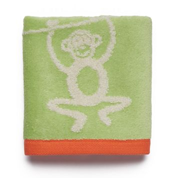 Kassatex Kassa Kids Jungle Washcloth