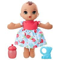 Baby Alive Lil' Slumbers Brunette Baby Doll