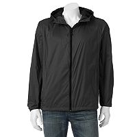 Men's Hemisphere Packable Hooded Rain Jacket