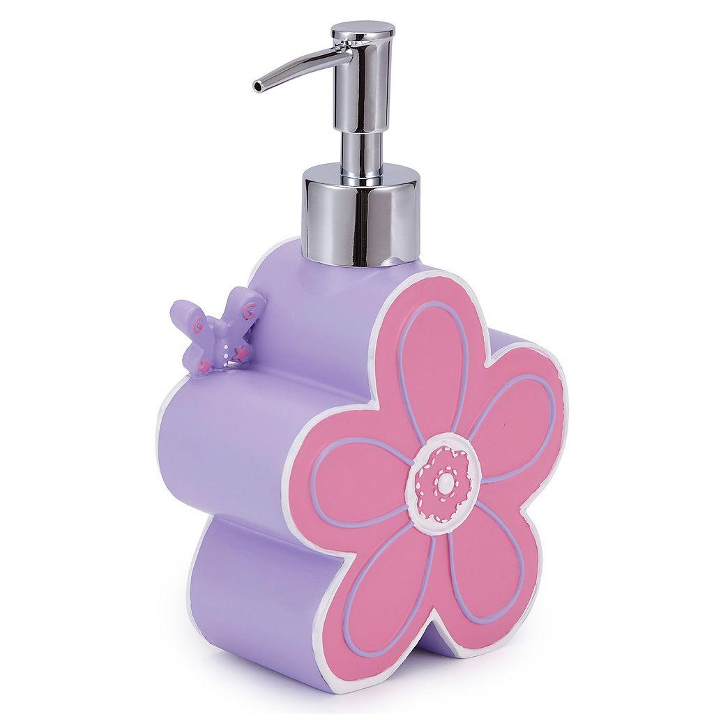 Kassatex Kassa Kids Butterfly Soap Dispenser