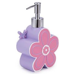 Kassatex Kassa Kids Butterfly Soap Dispenser