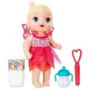 Baby Alive Blonde Face Paint Fairy Doll by Hasbro