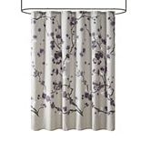 Madison Park Isabella Cotton Shower Curtain