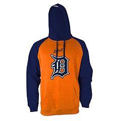 Men's Stitches Detroit Tigers Fleece Hoodie
