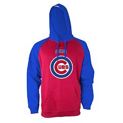 Men's Stitches Chicago Cubs Fleece Hoodie