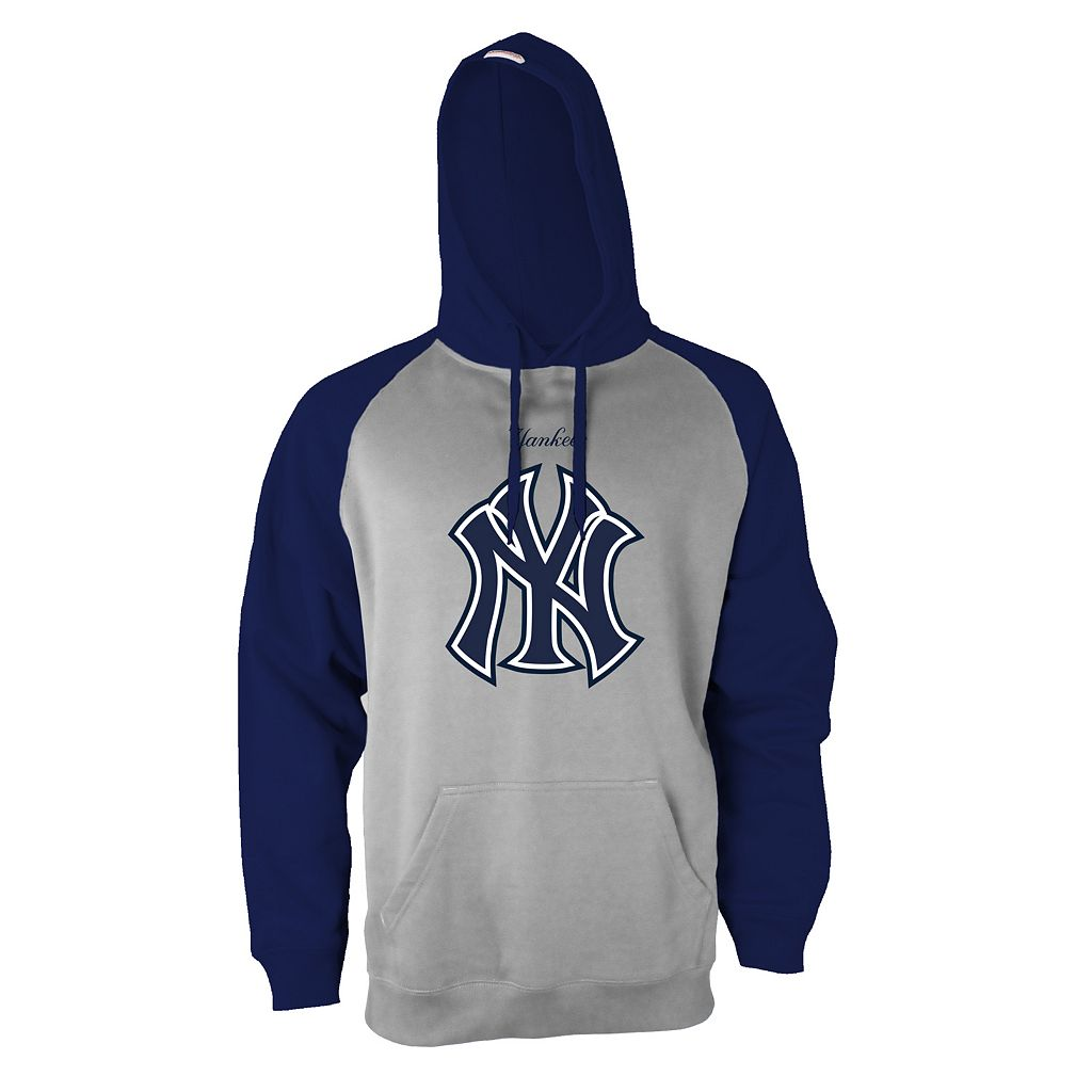 Men's Stitches New York Yankees Fleece Hoodie