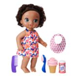 Baby Alive Magical Scoops Dark Hair Baby Doll