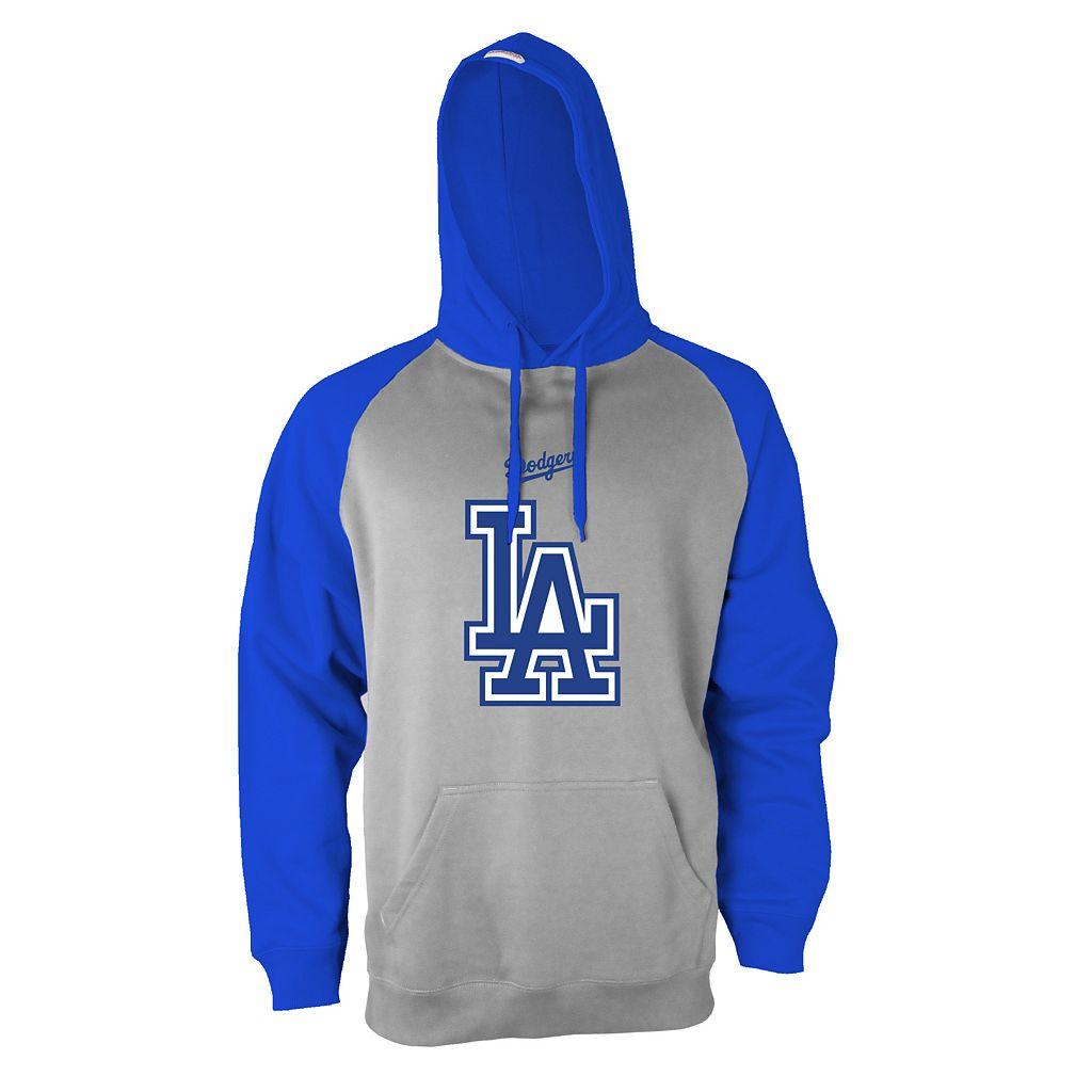 Men's Stitches Los Angeles Dodgers Fleece Hoodie