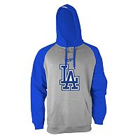 Men's Stitches Los Angeles Dodgers Fleece Hoodie