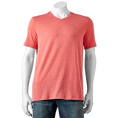 Men's Hemisphere Classic-Fit Performance V-neck Tee