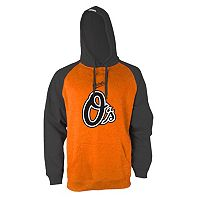 Men's Stitches Baltimore Orioles Fleece Hoodie