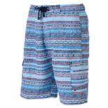 Men's Hemisphere Teslan Flex Cargo Board Shorts