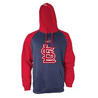 Men's Stitches St. Louis Cardinals Fleece Hoodie