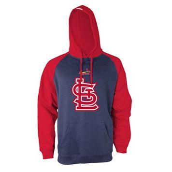 Men's Stitches St. Louis Cardinals Fleece Hoodie