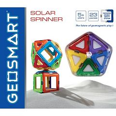 Geosmart 23-pc. Solar Spinner Set