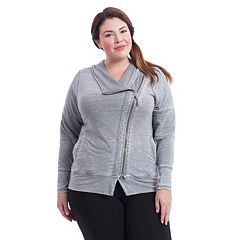 Plus Size Marika Curves Patch Jacket