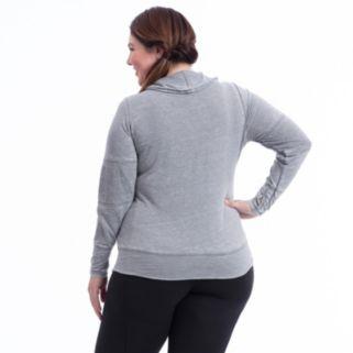 Plus Size Marika Curves Patch Jacket