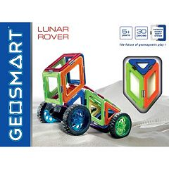 Geosmart 30 pc Lunar Rover Set