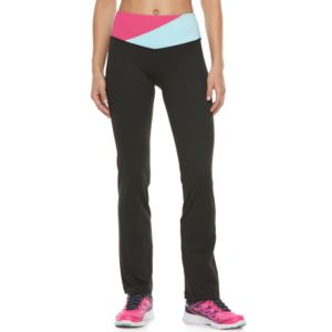 Women's FILA SPORT® Straight Leg Pants