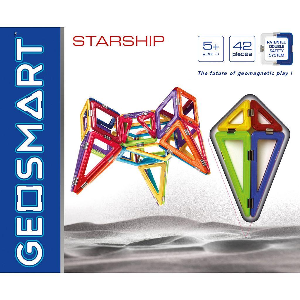 Geosmart 42-pc. Starship Set