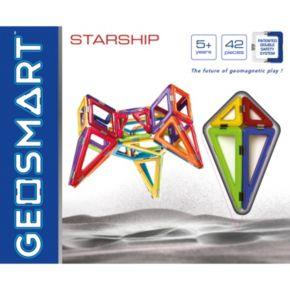 Geosmart 42-pc. Starship Set