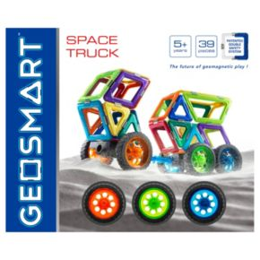 Geosmart 39-pc. Space Truck Set