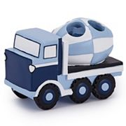 Kassatex Kassa Kids Construction Toothbrush Holder