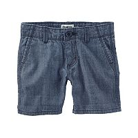 Toddler Girl OshKosh B'gosh® Chambray Shorts