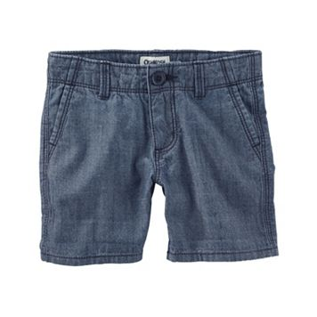 Toddler Girl OshKosh B'gosh® Chambray Shorts