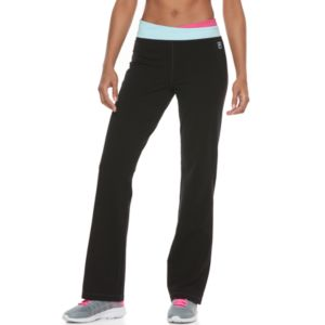Women's FILA SPORT® Color Block Straight Leg Pants