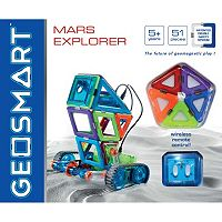 Geosmart 51-pc. Mars Explorer Set