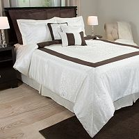 Portsmouth Home 10 pc Camille Comforter Set