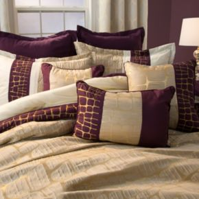 Portsmouth Home 10-piece Ashley Comforter Set