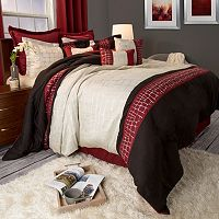 Portsmouth Home 10 pc Ashley Comforter Set