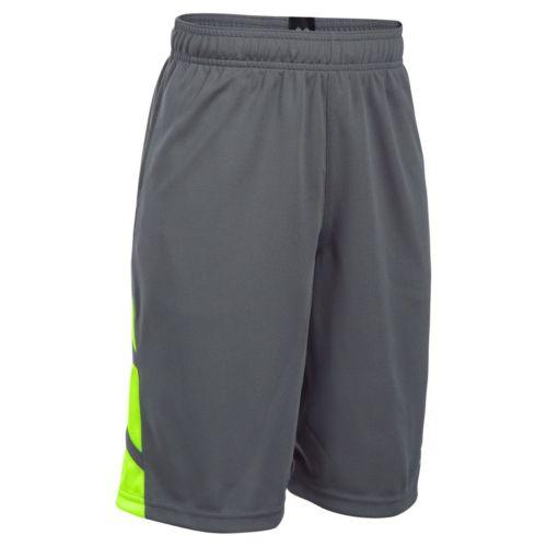 Boys 8-20 Under Armour Triple Double Shorts