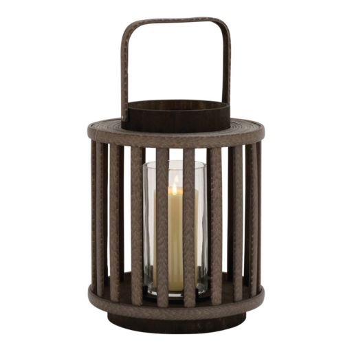 Round Lantern Candle Holder