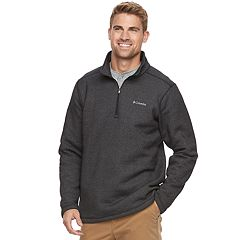 Men's Columbia Ortega Oaks Quarter-Zip Fleece Jacket