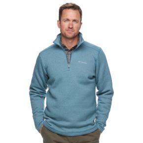 Men's Columbia Ortega Oaks Quarter-Zip Fleece Jacket