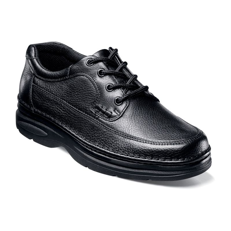 Nunn Bush Cameron Men's Casual Oxford Shoes, Size: medium (7), Black