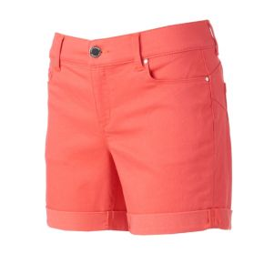 Women's Juicy Couture Flaunt It Cuffed Shorts