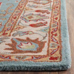 Safavieh Heritage Innsbruck Framed Floral Wool Rug
