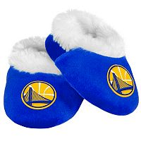 Newborn Forever Collectibles Golden State Warriors Booties