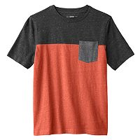 Boys 8-20 Urban Pipeline® Ultimate Colorblock Pocket Tee