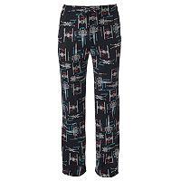 Men's Star Wars Starfighter Lounge Pants