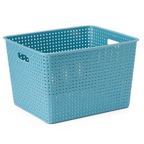 SONOMA Goods for Life® Plastic Bin