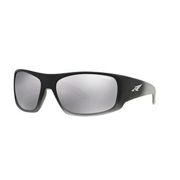 Arnette La Pistola AN4179 66mm Rectangle Mirror Sunglasses