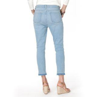 Petite Chaps Capri Jeans