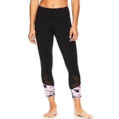 Women's Gaiam Om Align Yoga Capri Leggings