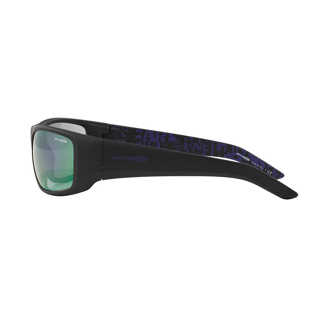 Arnette Hotshot AN4182 62mm Rectangle Sunglasses