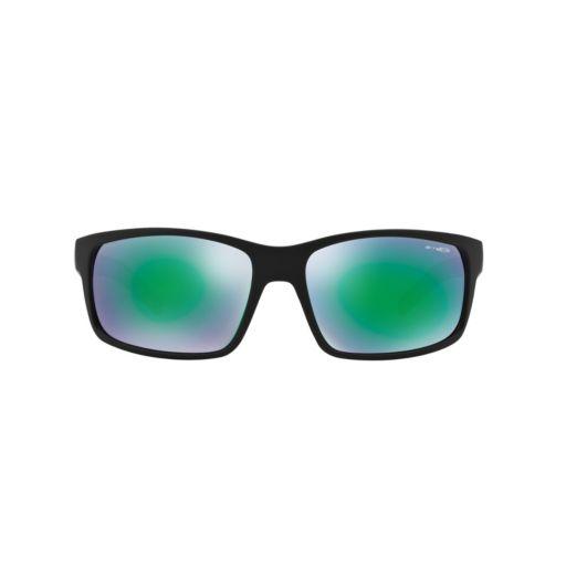 Arnette Fastball AN4202 62mm Rectangle Mirror Sunglasses